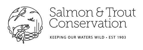 Salmon and Trout Association Logo